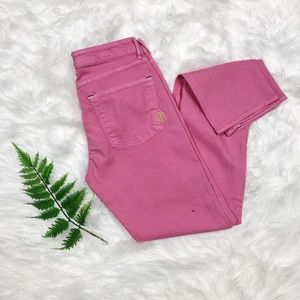 [RICH & SKINNY] Bubblegum Pink Jeans